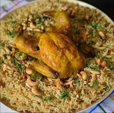 هذا غدانا اليوم لايفوتكم ارز مبخر باالدجاج مره لذيذ بالصور