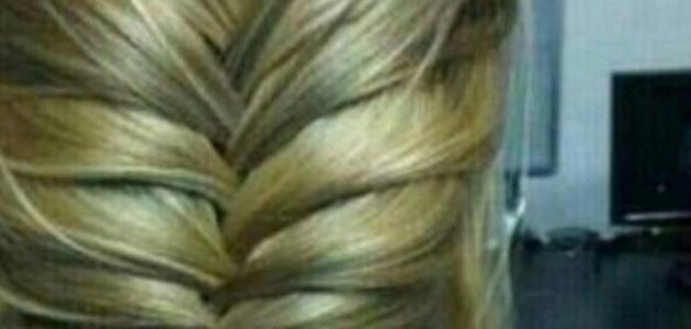 الاشقر الزيتي كيف اضبطة الي عندهم خبرة بصبغات الشعر